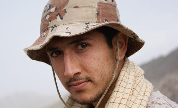 شهید مصطفی (کمیل) صفری تبار